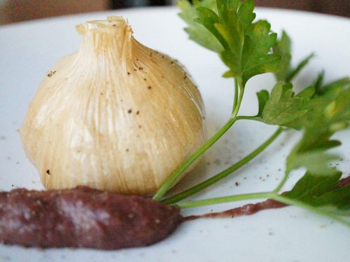 Garlic×Garlic